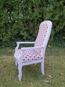 Fauteuil Voltaire Moderne : fauteuil voltaire pour enfant artisans du patrimoine ~ Teatrodelosmanantiales.com Idées de Décoration