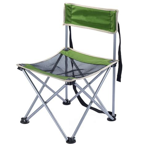 outdoor cing portable folding chair lightweight fishing
