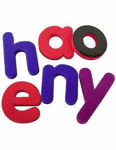 magnetic foam lowercase letters tcr20619 products With foam magnetic letters lower case