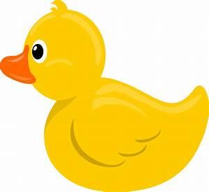 Rubber Duck Clipart – stormdesignz