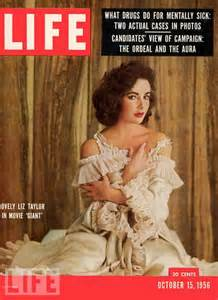 1956 Life Magazine Covers