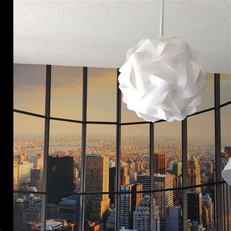 luminaire chambre design lustre blanc design suspension original luminaires par