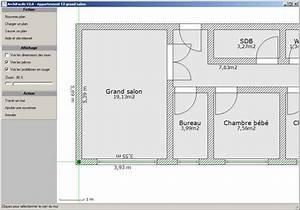 logiciel pour plan de maison gratuit et facile evtod With plan maison 3d gratuit et facile