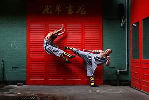 Pictures: World famous Shaolin Monks come to London's ...