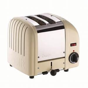 Toaster Retro Design : vintage toaster dualit 2 slice retro toaster cream vintage toasters pinterest toasters ~ Frokenaadalensverden.com Haus und Dekorationen
