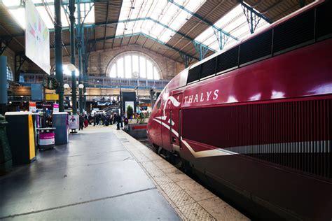 gare du nord station rail station rail europe