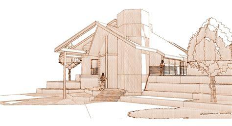 l echauguette architecture seine et marne maison ossature bois et thermopierre en seine et