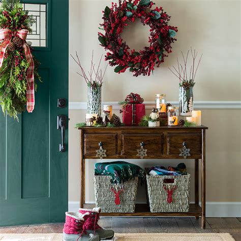 christmas decor  home entries