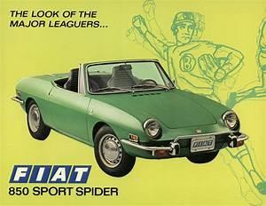 Luigi  1973 Fiat 850 Sport Spider