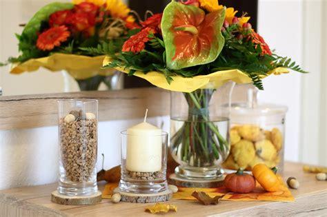 Herbst-deko Mit Gravierten Gläsern Von Leonardo