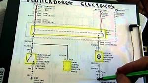 Lectura De Diagramas Electricos Automotrices  Ventiladores