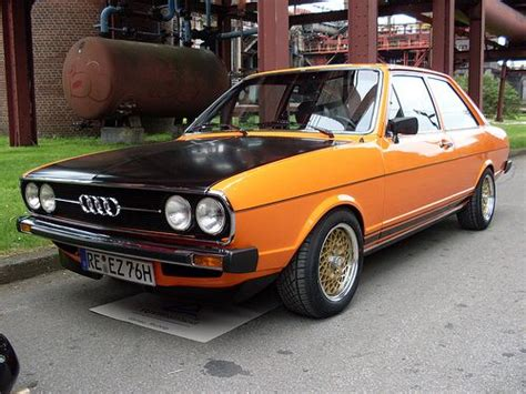 Audi 80 GTE Reminds me a lot of my (our) own car ...