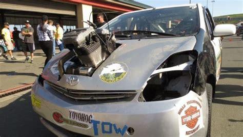 ten craziest automotive engine swaps  attempted