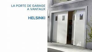 Porte De Garage 4 Vantaux : porte de garage 4 vantaux helsinki castorama youtube ~ Dallasstarsshop.com Idées de Décoration