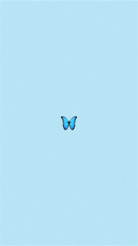 simple blue aesthetic wallpapers