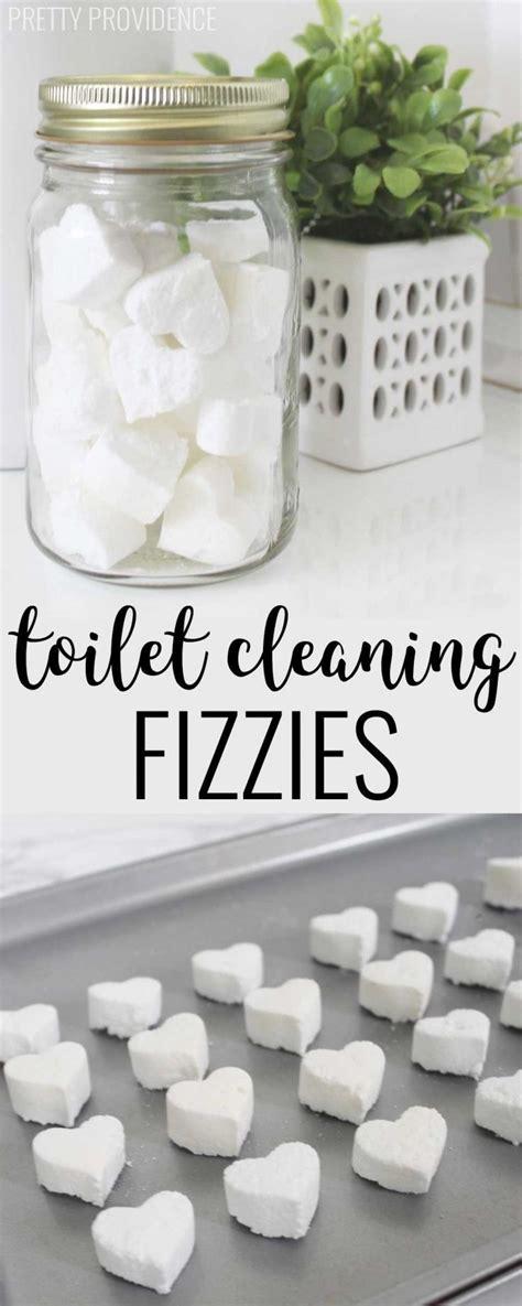 diy fizzy toilet bombs toilet cleaning fizzy toilet