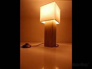 Lampe En Palette : lampe de chevet en palette par palette works ~ Voncanada.com Idées de Décoration