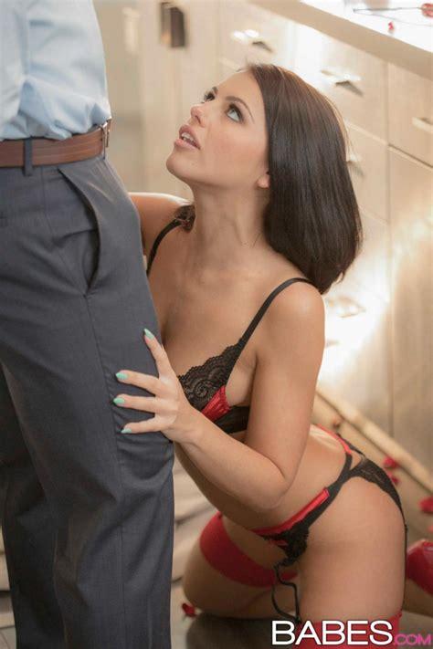 Adriana Chechik Fucked In Stockings