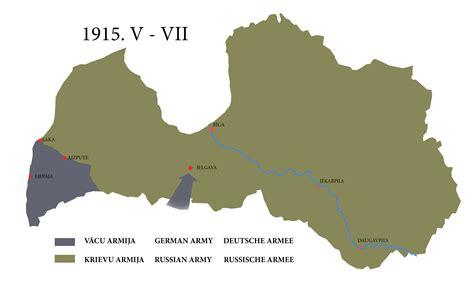 Pirmais pasaules karš Latvijā un latviešu strēlnieku cīņas ...