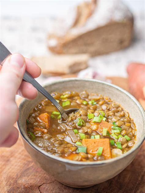Zupa z zielonej soczewicy | Przepis na zupę z soczewicą ...
