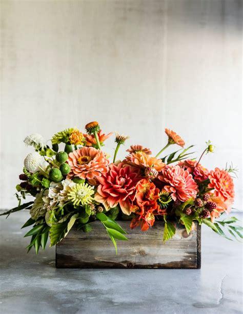 Fall Floral Arrangements The Buzz Blog Diane James Home