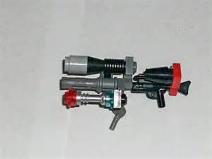 Cool Custom LEGO Minifigure Guns