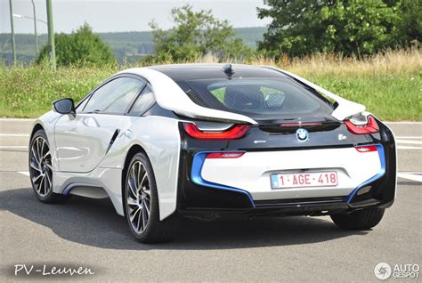 How Much Is The Bmw I8