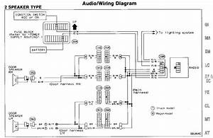 Wiring Diagram 1992 Nissan Pickup