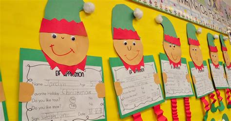Mrs Ricca's Kindergarten Christmas Crafts & Freebies