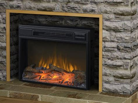 electric fireplace inserts london ontario