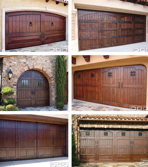 Wood Garage Door by Gt Faux Wood Doors One Project A Weekend Paper Paint