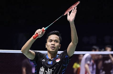 juara china open  anthony ginting ternyata belajar