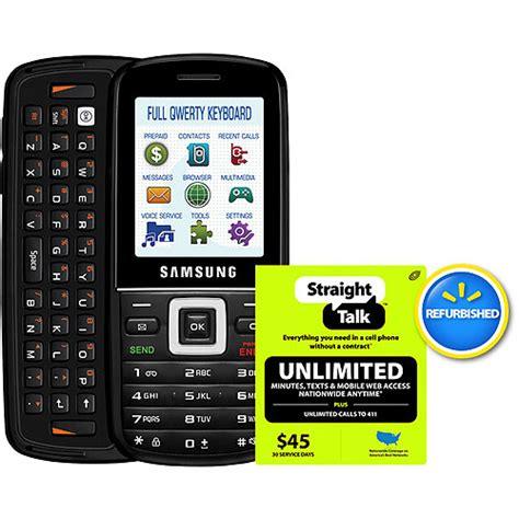 smartphones walmart talk talk samsung t401g phone with 45 card
