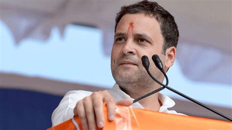 Thankfully, only one more year to go: Rahul Gandhi on Modi ...
