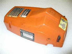 Husqvarna 141  136 Chainsaw Top Cover