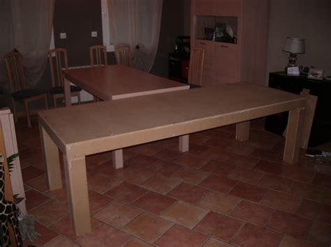 fabrication table en bois fabrication d une table en mdf en 16mm de 2 44m sur 0 90m forum d 233 coration mobilier syst 232 me d
