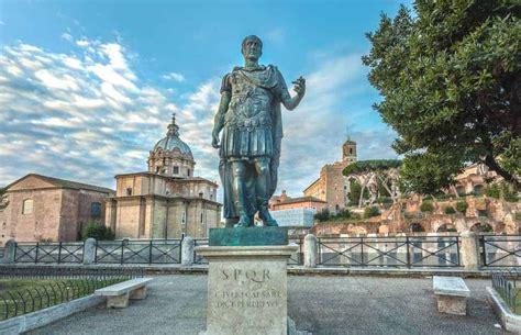 Casear Tour julius caesar tour ancient rome italy presto tours