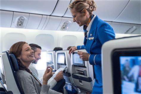 nieuw interieur klm 777 debuut nieuwe economy class klm in boeing 777 nieuws