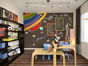 Clever Ideas for Making a Homework Station | DIY Network ...