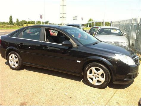 vauxhall vectra black used vauxhall vectra 2008 diesel 1 9 cdti exclusiv 120
