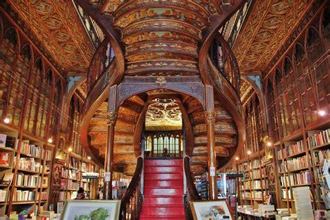 harry potter chambre secrets la cathédrale du livre fierté de porto la librairie