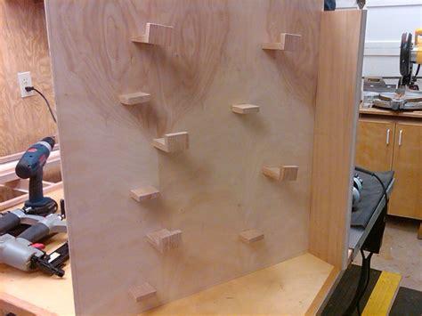 nail gun storage cabinet  vincent nocito  lumberjocks