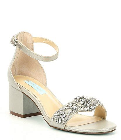 silver womens special occasion evening shoes dillards