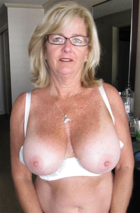 Grandma Cleavage