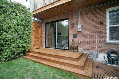 trouver la meilleure teinture pour un patio de bois d 233 conome