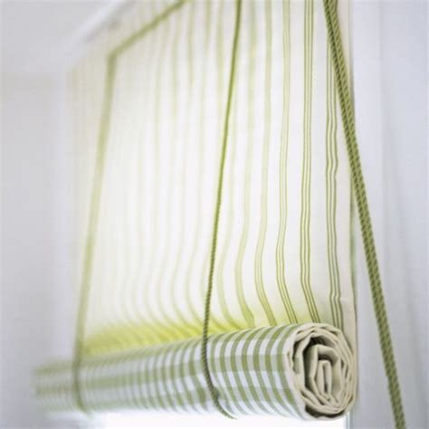 Diy Blinds by Make A Roll Up Blind At The Top Blinds Diy And Glasses