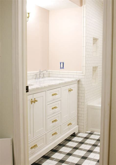 Windowless Bathroom Paint Colors by Choosing A Paint Color For Our Small Windowless Bathroom