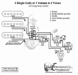 Wiring Diagram For A Three Way Switch