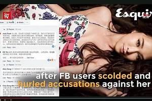Taiwanese actress Celia Chang: I did not sleep with Najib ...