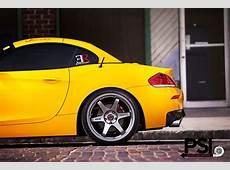 Atacama Yellow BMW E89 Z4 by PSI autoevolution